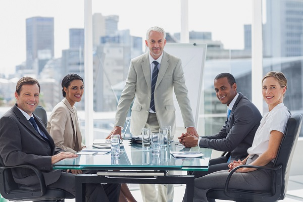 executive insurance planning in boardroom